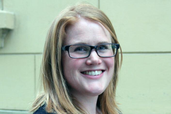 Katrine Utaaker Segadal, NSD, mener at REK bør vurdere flere av søknadene. (Foto: Lise Ekern)