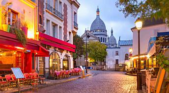 Nesten alle som besøkte Paris virtuelt ønsket å reise til byen på ordentlig