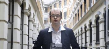 Hans Olav Lahlum får forskningspris: - Jeg er en utradisjonell forsker som snakker med folk