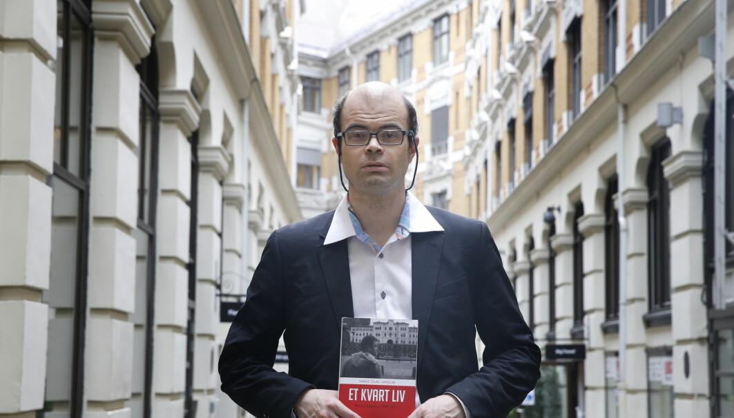 Hans Olav Lahlum har skrevet en rekke biografier om Arbeiderparti- topper, og boken
