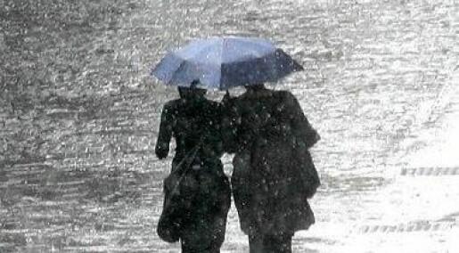 Mer regn i framtiden