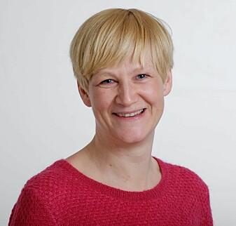Seniorforsker Camilla Sekse ved Veterinærinstituttet.