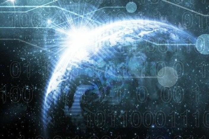 Alle verdens nettsider er knyttet sammen via et fåtall punkter. (Foto: (Photo: Colourbox))