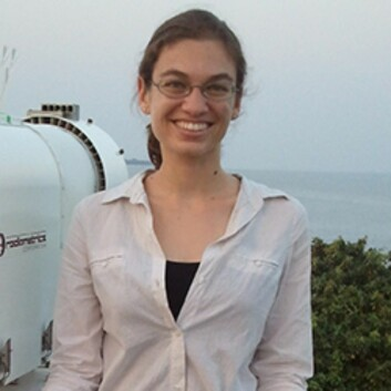 Kristina Pistone. (Foto: Scripps Institution of Oceanography)