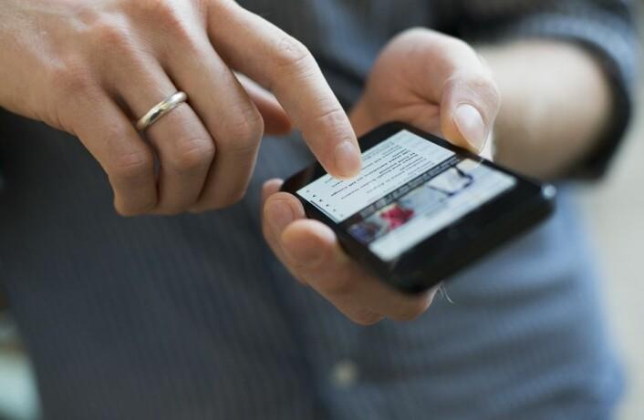 Facebook oppnår 62 av maksimalt 100 oppnåelige brukertilfredshetspoeng viser en fersk undersøkelse fra forskningsprosjektet Norsk Kundebarometer. (Foto: Scanpix, Berit Roald)