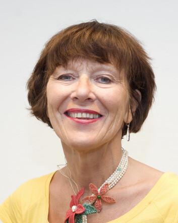 Professor Astrid Bergland mener fallskader må tas mer på alvor. (Foto: HiOA)