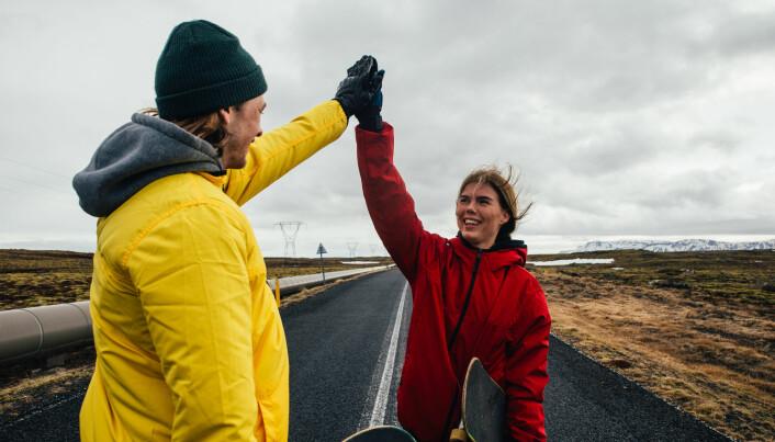 På Island synes innpå halvparten av ungdommene at norsk er lett å forstå.