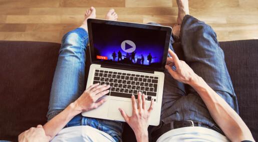 Krevende å arrangere festivaler på nett