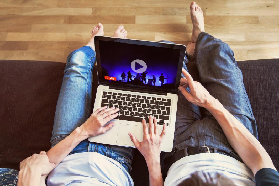Publikummere oppfatter det digitale formatet som et alternativ til det fysiske i en spesiell tid, men savnet det sosiale og «festivalfølelsen».