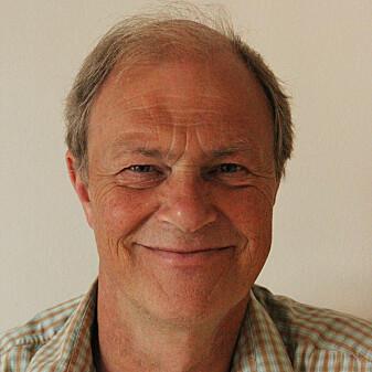 Professor Roel Puijk ved Høgskolen i Innlandet.