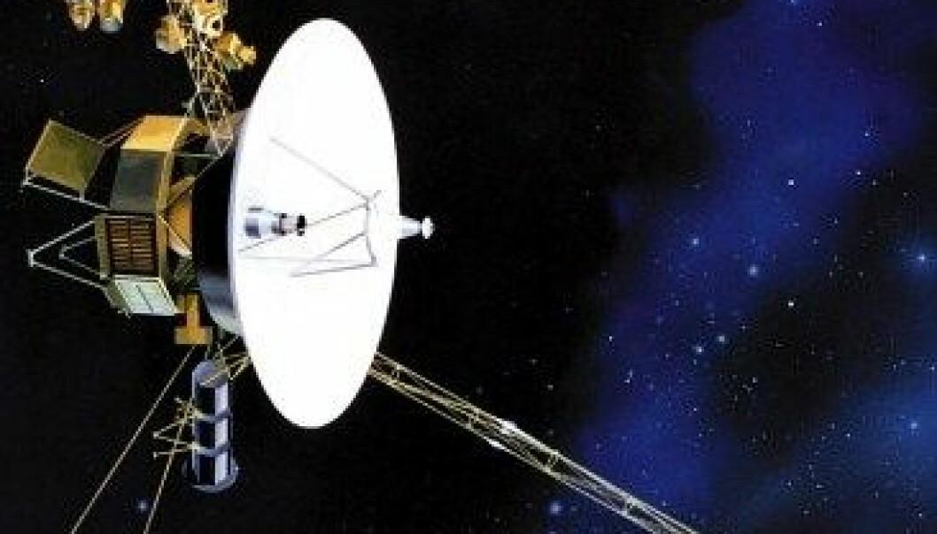 Voyager 1. NASA