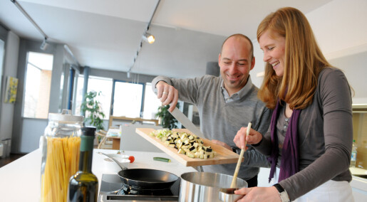 Nordmenn forsiktige med de få farlige bakteriene vi har på kjøkkenet