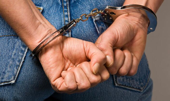 Uskyldige innrømmer forbrytelser de ikke har begått, bare for å slippe de ubehagelige avhørene. Det tyder ny amerikansk forskning på. (Foto: Colourbox)