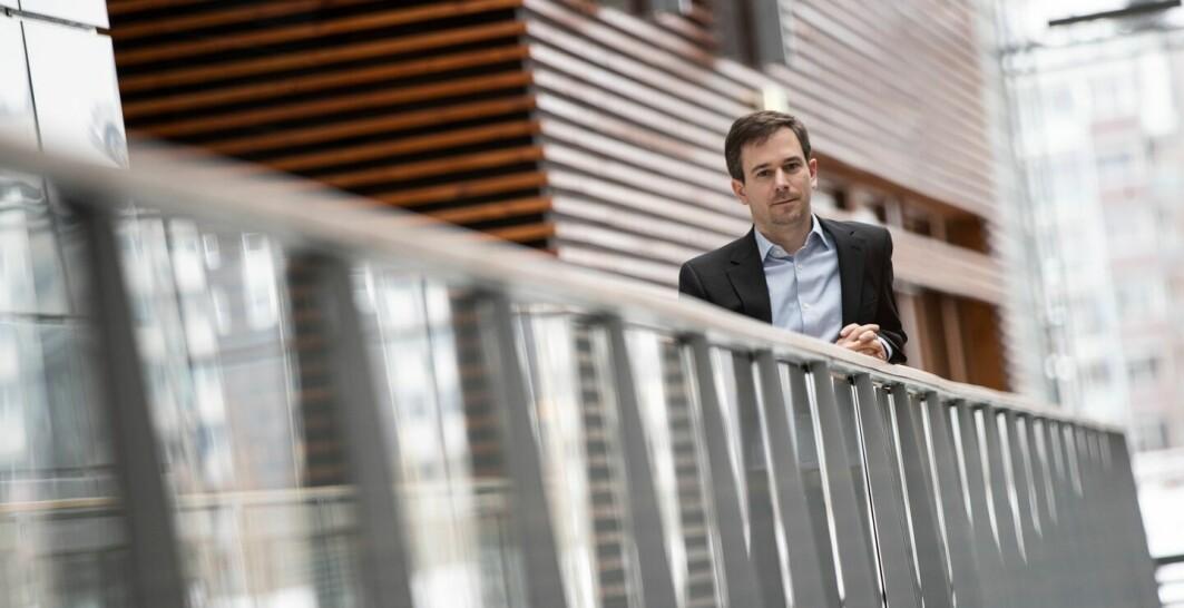 Assistant Professor Simon Galle at BI Norwegian Business School.
