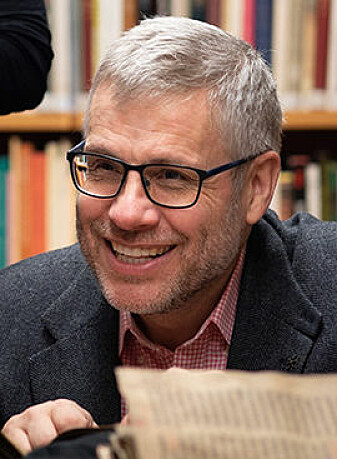 Anders Winroth, Professor of Medieval history, has studied the work of the medieval jurist Gratian for many years.
