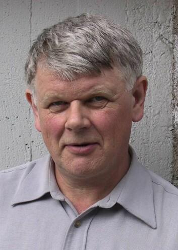 Lars Gulbrandsen. (Foto: Halvard Dyb/NOVA)