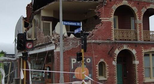 Bakgrunn: Bygninger dreper - ikke jordskjelv