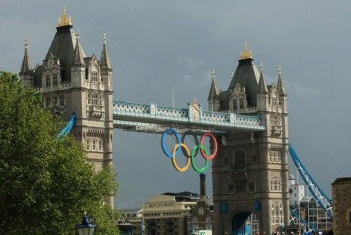 Det er skjedd mye siden de første olympiske lekene og fram til OL i London. Men noen utøvere forsøker fortsatt å jukse. (Foto: Colourbox)
