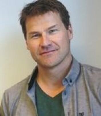 Johan Håkon Bjørngaard er professor i samfunnsmedisin ved NTNU. (Foto: NTNU)