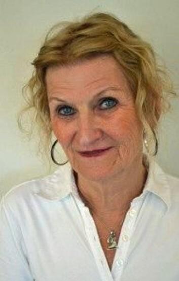 Ulla-Britt Lilleaas. (Foto: STK)