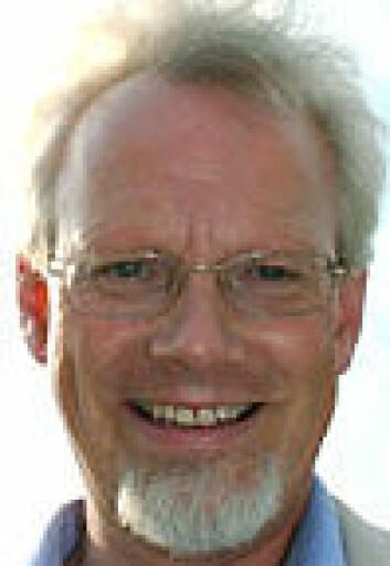 """""""Jan Helge Solbakk, professor ved Seksjon for medisinsk etikk, Universitetet i Oslo og Senter for internasjonal helse, Universitetet i Bergen"""