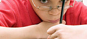 Atferdsproblemer kan skyldes synet