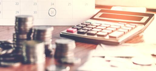 Over halvparten av befolkningen mener skattenivået for de med høye inntekter er for lavt