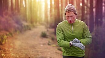 Enkelt treningsmål hjelper mot usunn vektøkning
