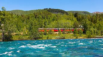 Er det å bygge jernbane bra for miljøet?