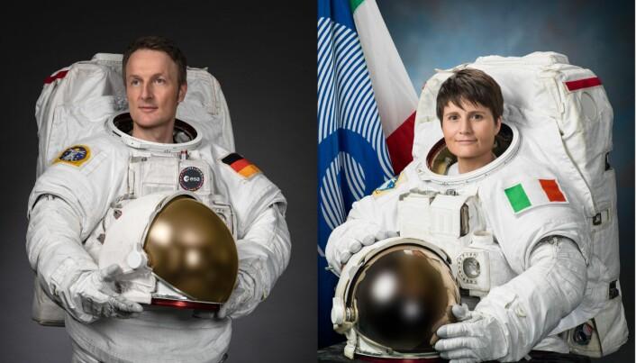 Ledig stilling: Astronaut
