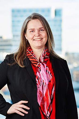 Marianne Vinje Tantillo er sektoransvarlig for ESA og internasjonalt samarbeid i Norsk Romsenter.