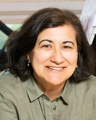 Aurora Martinez, leder av studien ved Institutt for biomedisin, UiB.