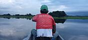 Trosset advarsler om drap og malaria: Var ti måneder på feltarbeid i sumpen i Colombia