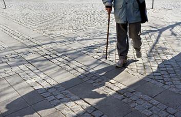 De som har størst problemer med å mobilisere retten er mennesker som gjerne også faller inn under fattigdomsgrensa i Norge. (Illustrasjonsfoto: www.colourbox.no)