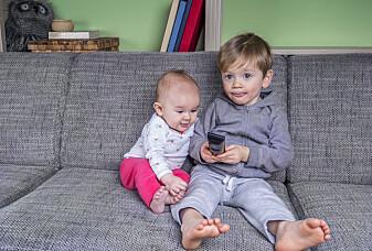 Kan barn virkelig få ADHD av å se for mye på TV?