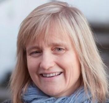 Professor Randi Holmestad ved NTNU (Foto: Terje Trobe)