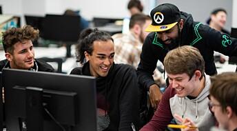 Engelsk universitet tilbyr bachelorgrad i E-sport