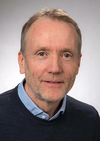 Stein Nilsen er forsker ved NORCE. Han er også støttekollega for Legeforeningen.