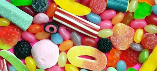 Det er ikke bare godteri som gjør at du får hull i tennene