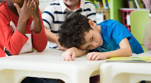 Blir vi kvitt trakassering og mobbing i barnehagen?