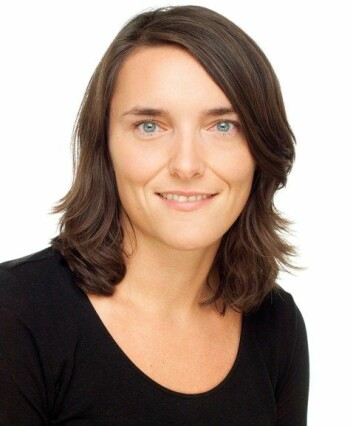 Nina Drange i Statistisk Sentralbyrå har forska på kontantstøtta og funne at mange mødrer framleis jobbar redusert etter at barna deira ikkje lenger har krav på kontantstøtte. (Foto: Studio Vest/SSB)