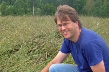 Lars Tørres Havstad. (Foto: Inga Holt, NLR)