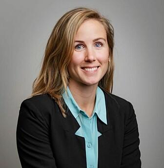 Ida Marie Høiaas (32 år) tok en doktorgrad i nanoelektronikk ved NTNU, før hun ble teknologidirektør i Crayonano.