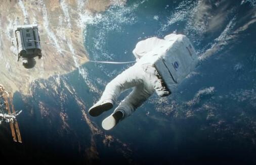 Slik pynter Hollywood på sannheten om verdensrommet