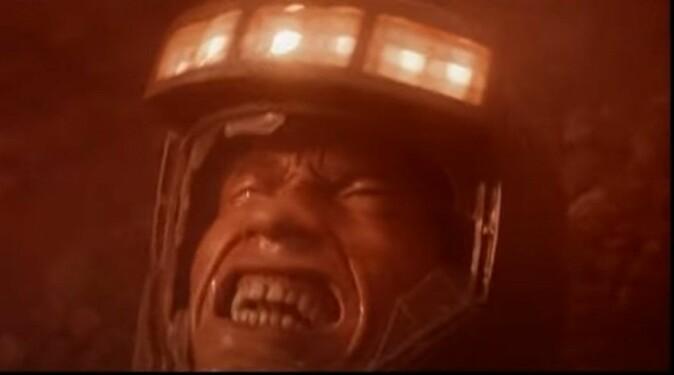 """Science fiction-filmen <span class="""" italic"""" data-lab-italic_desktop=""""italic"""">Total Recall</span> er en av Arnold Scwarzeneggers storfilmer fra 1990-tallet. Her reiser han blant annet til Mars."""