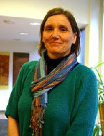 Solveig Hofvind, professor i radiografi og forsker ved Kreftregisteret. (Foto: Børge Sildnes/Kreftregisteret)
