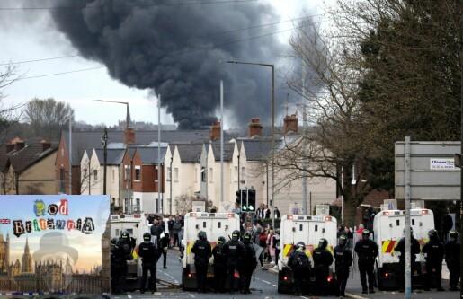 Sinne og frustrasjon i Nord-Irland