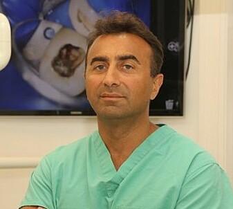 – Prognosen ved behandling av infiserte, tidligere rotfylte tenner, er noe lavere enn prognosen ved behandling av ikke-rotfylte tenner med infeksjon, forklarer Homan Zandi.