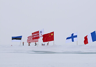 An agile superpower - China's various roles in Africa and the Arctic