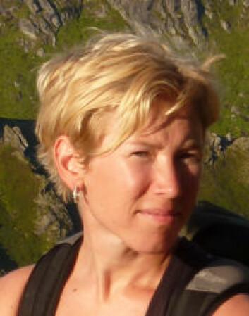 Cathrine Fjordbakk (Foto: Thore J. Stavang)